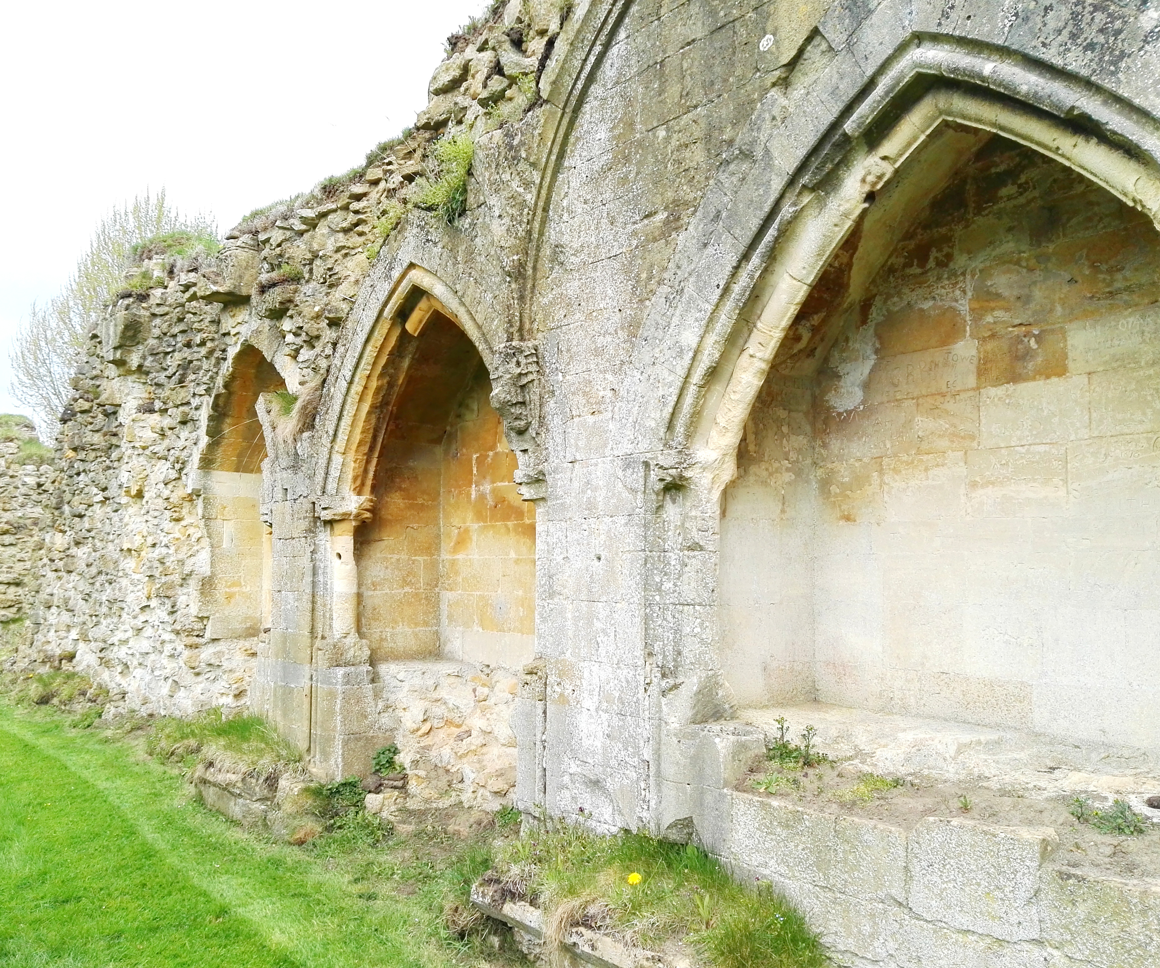 Hailes Abbey, Cotswolds