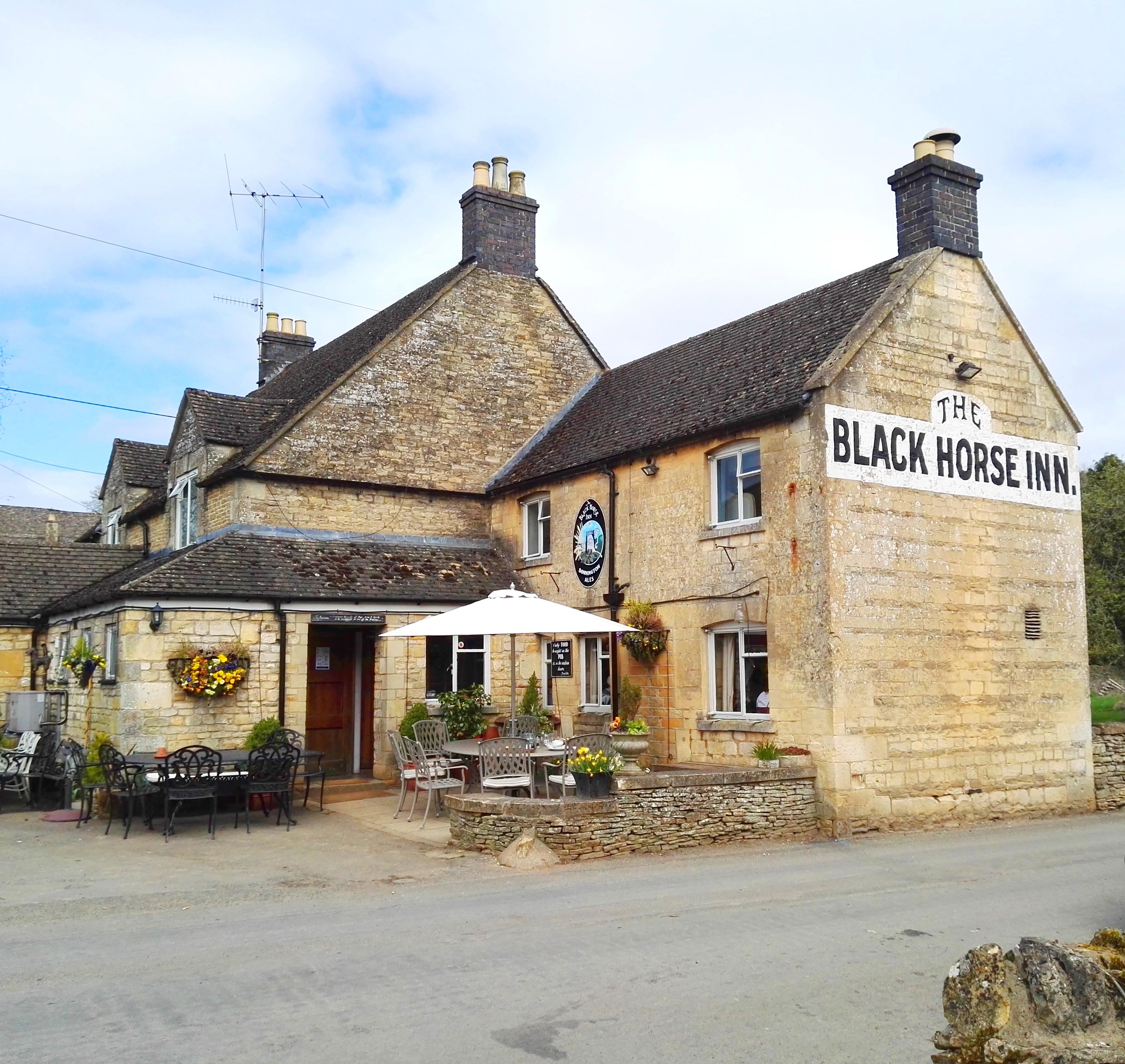 Black Horse Inn, Naunton