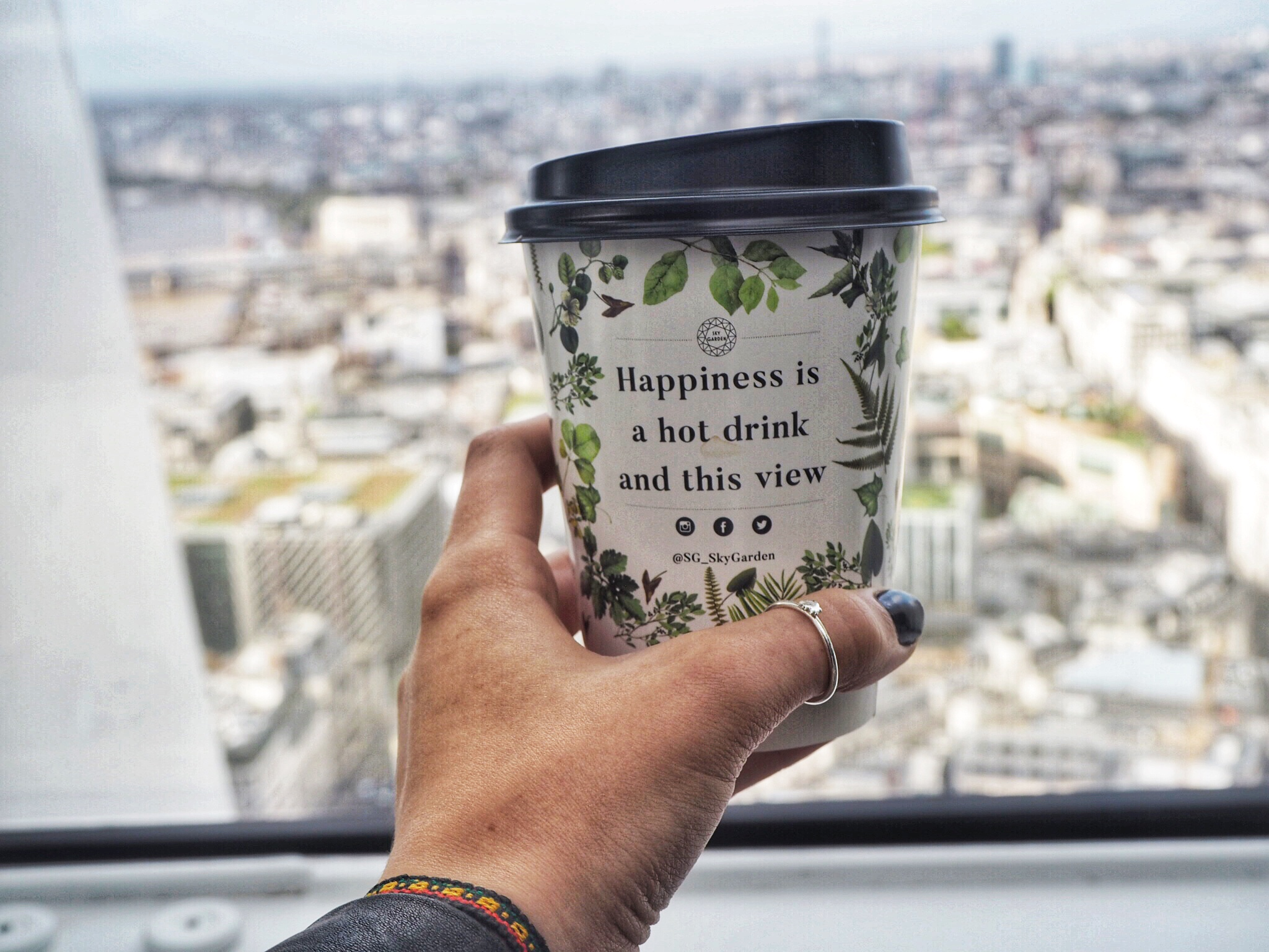 Sky Garden Coffee and View